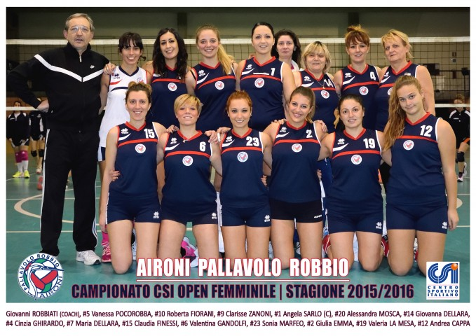 AIRONI VOLLEY - POSTER 2015-6